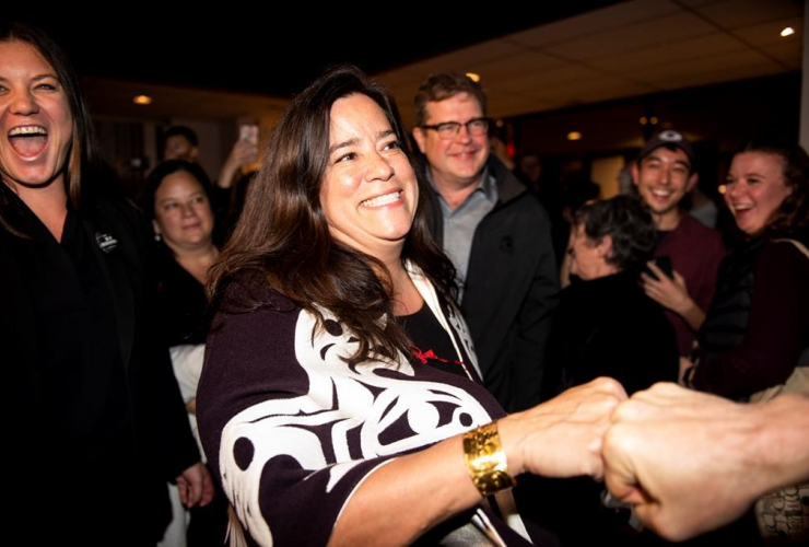 Independent candidate, Jody Wilson-Raybould, election win, Vancouver,