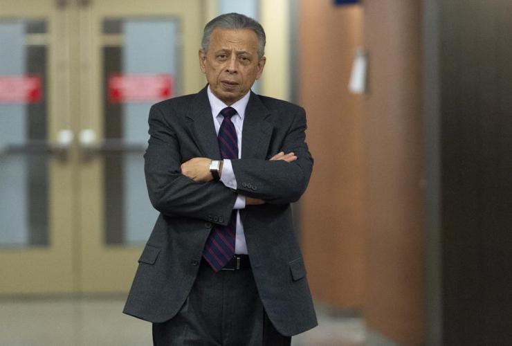 Former SNC-Lavalin vice-president Sami Bebawi,