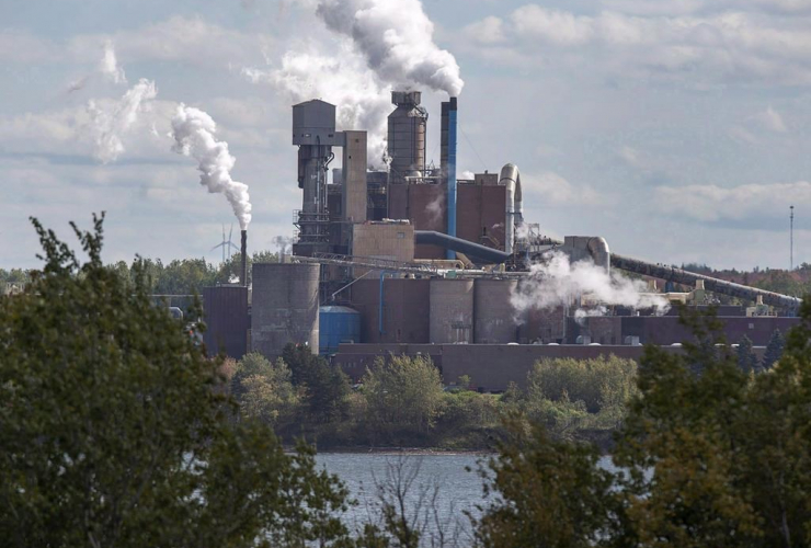 Northern Pulp Nova Scotia Corporation mill, Abercrombie,