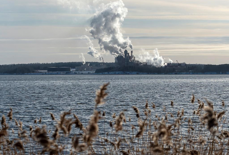 Northern Pulp mill, Abercrombie Point,