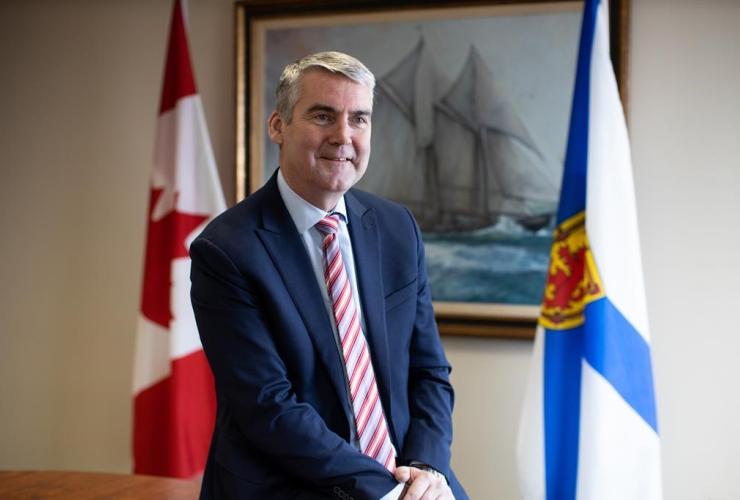 Premier Stephen McNeil,