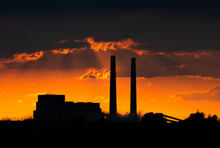 Xcel Energy Sherburne County Generating Station, Sherco, coal-fired power plant, Minnesota,