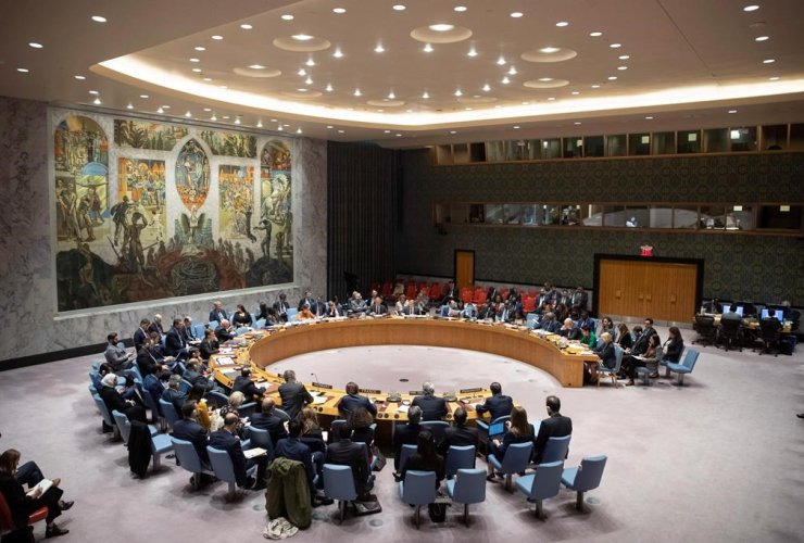 Security Council, Syria, U.N. headquarters,
