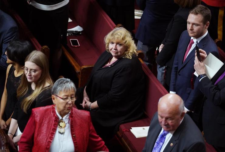 Senator Lynn Beyak,