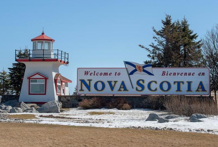 Travellers, Nova Scotia, Amherst,