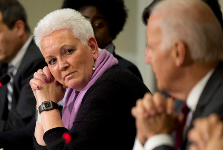 White House adviser Gayle Smith,