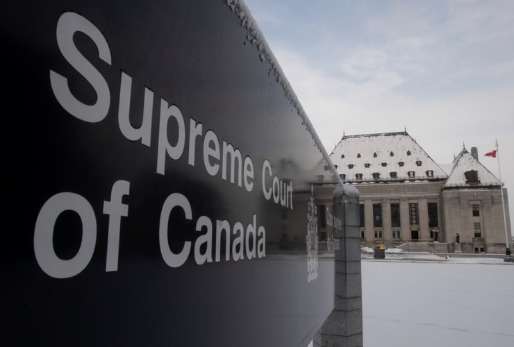 Supreme Court of Canada,