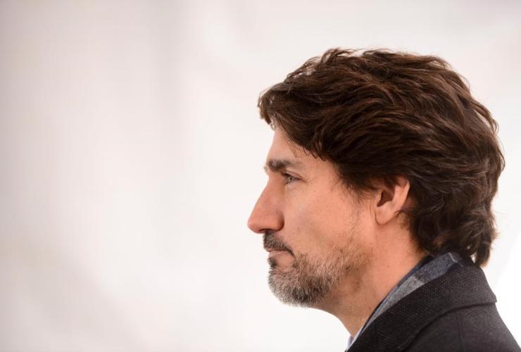 Prime Minister Justin Trudeau,