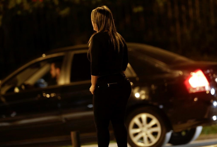 sex worker, Sao Paulo, Brazil,
