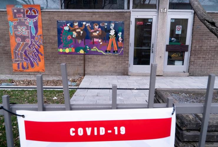 school, Montreal,