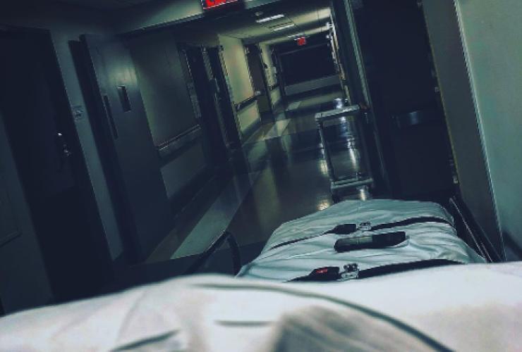 Coronavirus NYC_NYP Allen Hospital