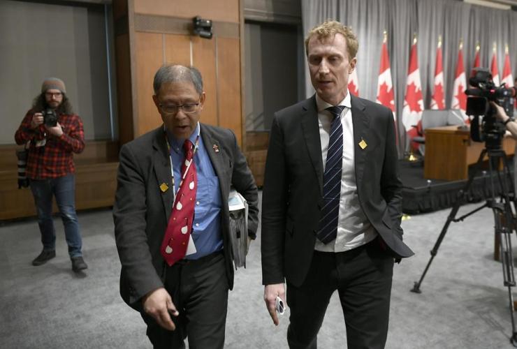 Dr. Tom Wong, Marc Miller,