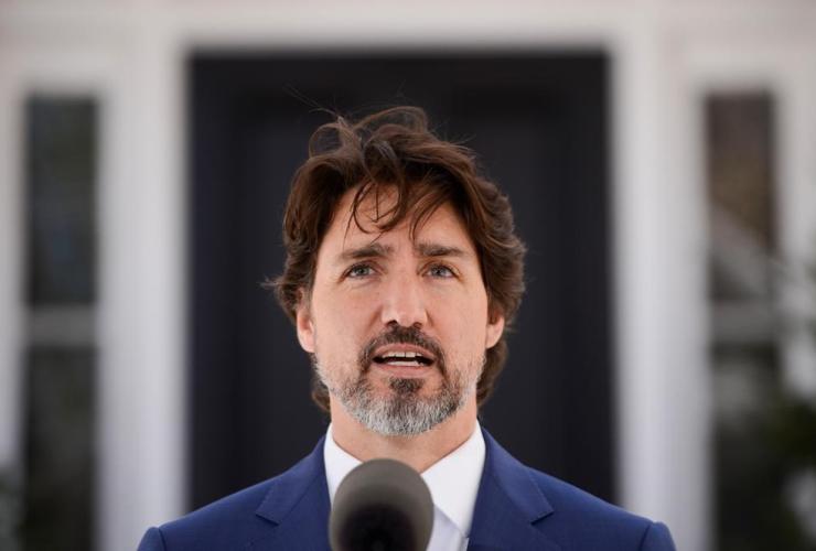 Prime Minister Justin Trudeau, Rideau Cottage,