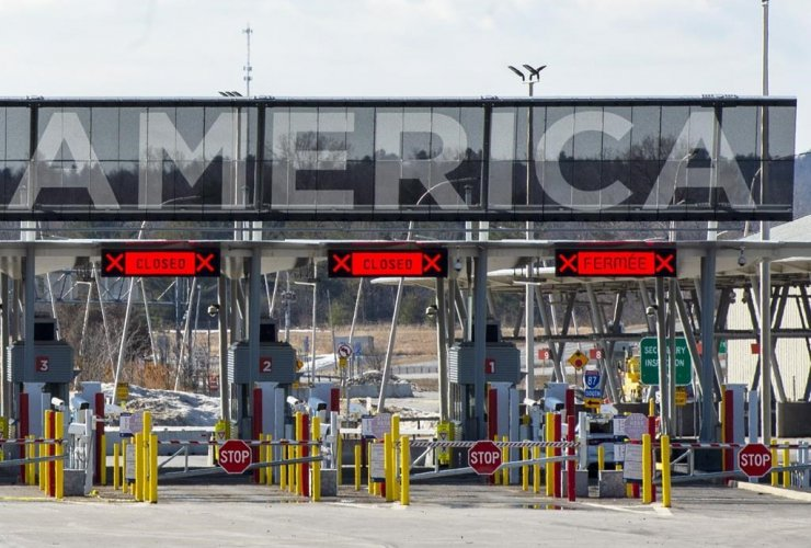 United States border crossing,