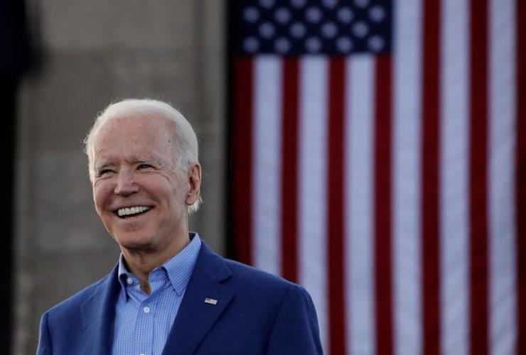 Vice President Joe Biden,