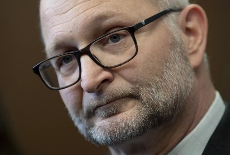 Minister of Justice and Attorney General of Canada David Lametti,