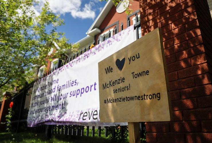 McKenzie Towne, long term care facility, Calgary, Alta.,