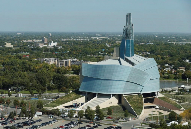 Canadian Museum For Human Rights, Winnipeg,