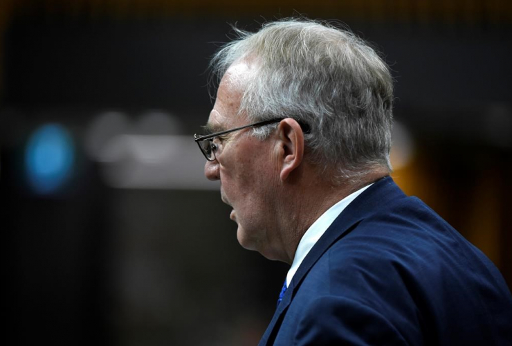 Minister of Public Safety and Emergency Preparedness Bill Blair,