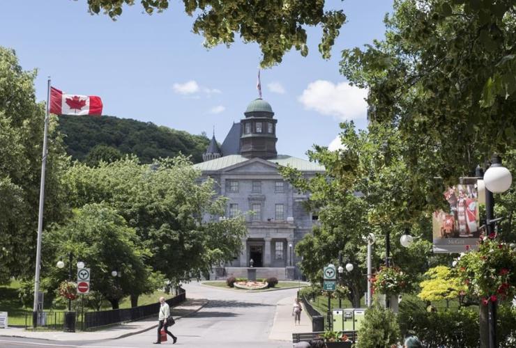 McGill University campus,