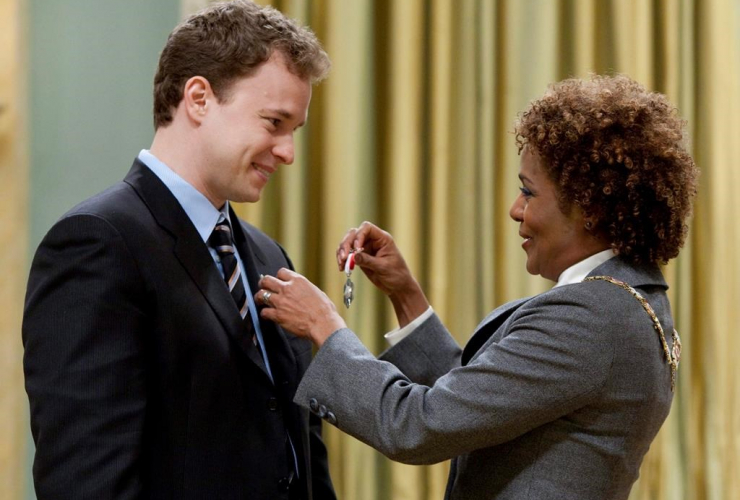 Marc Kielburger, Toronto, Order of Canada, Governor General Michaelle Jean,