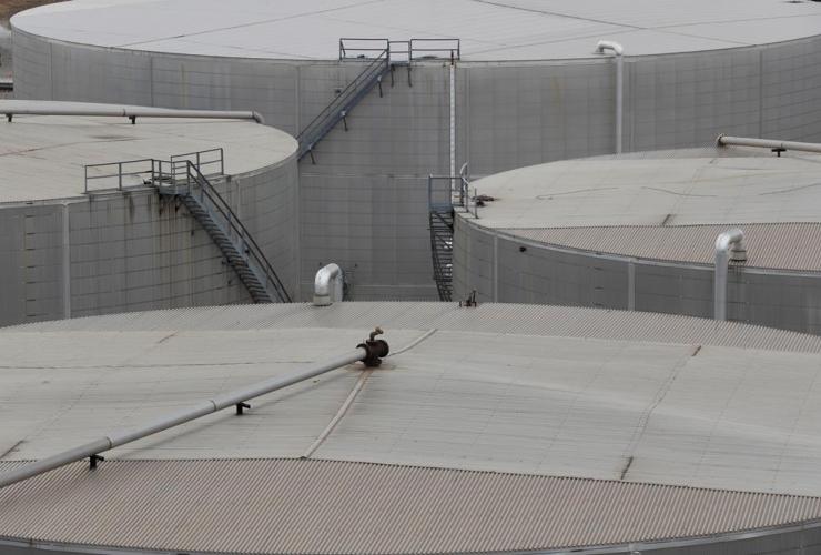 Storage, Marathon Petroleum Corp., Detroit,