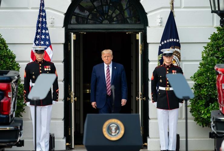 President Donald J. Trump,
