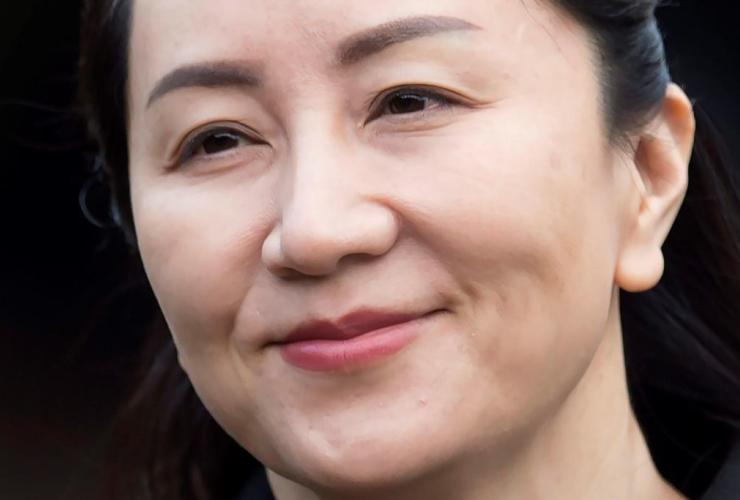 Huawei chief financial officer, Meng Wanzhou,