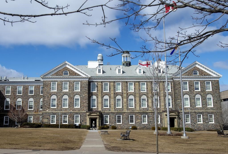 Dalhousie University campus, Halifax,