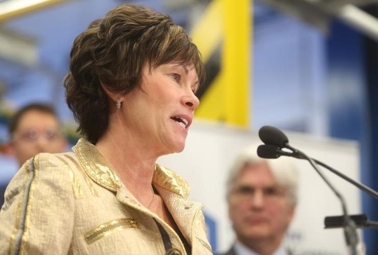 Alberta Energy Minister Sonya Savage,