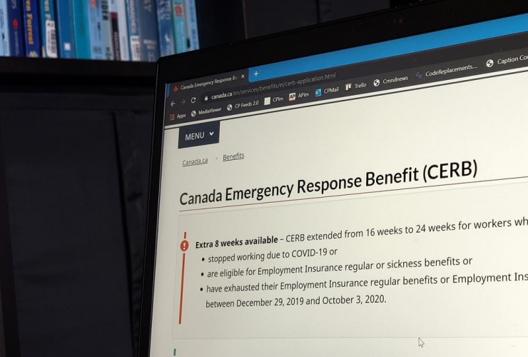 Canada Emergency Response Benefit,