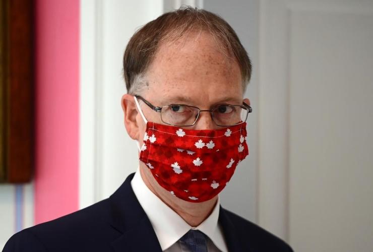 Clerk of the Privy Council, Ian Shugart,