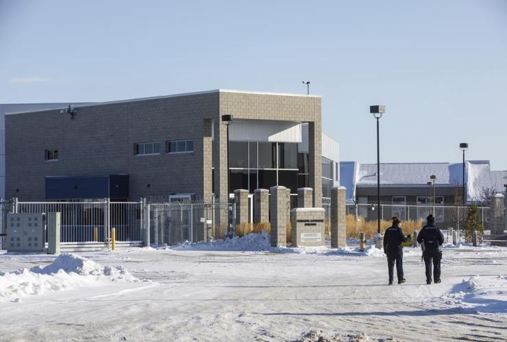 Edmonton Institution for Women, Edmonton,