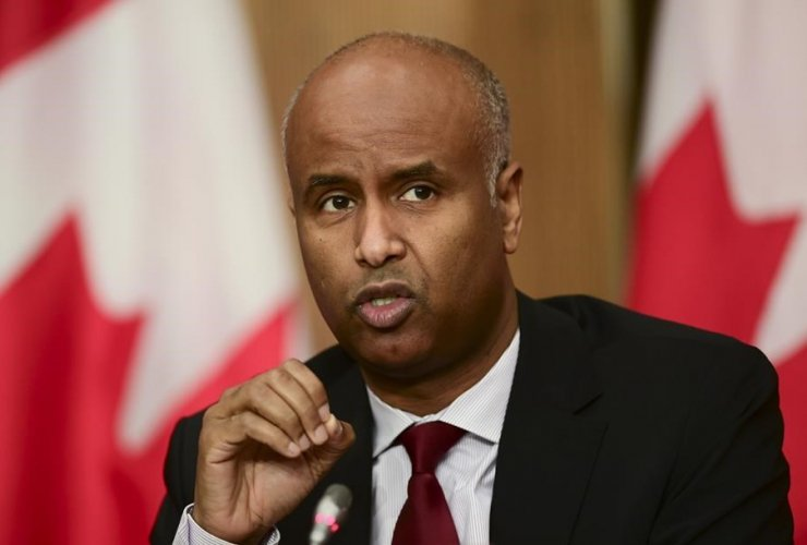 Ahmed Hussen,