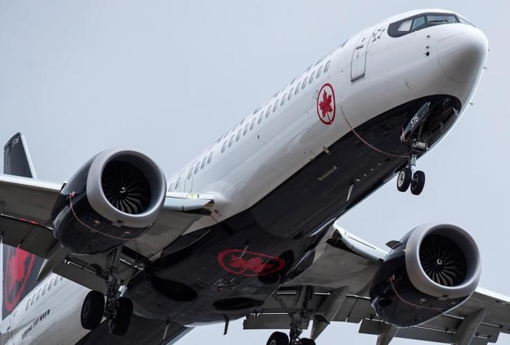Air Canada, Boeing 737 Max 8 aircraft,