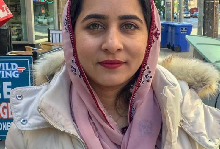 Karima Mehrab,