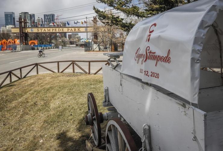 Calgary Stampede park, Calgary,