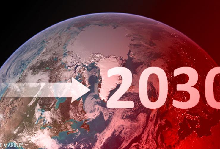 Earth image credit: NASA Blue Marble