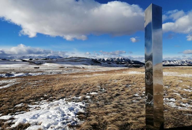 monolith, Alberta,