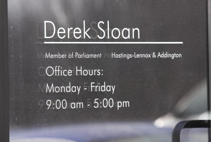 Derek Sloan,
