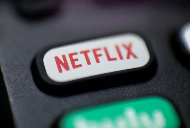 Netflix, remote control,