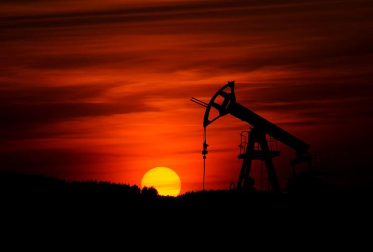 Pump jack, mining, crude oil,