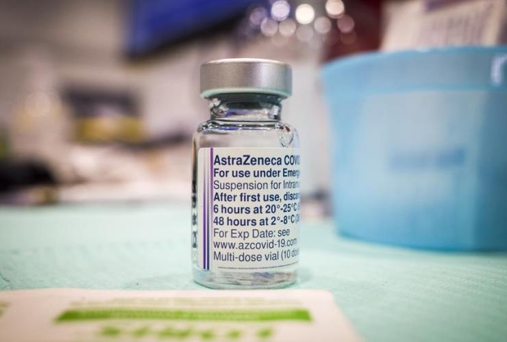 AstraZeneca vaccine,