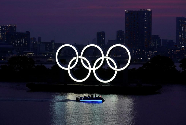 Olympic rings,
