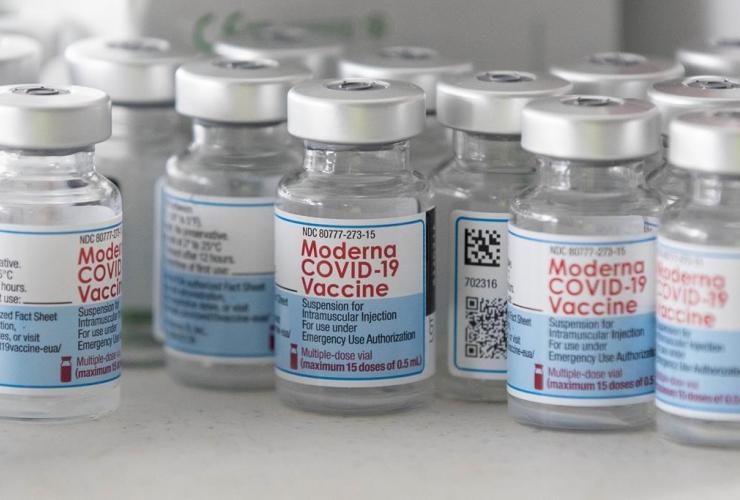 Moderna vaccine,