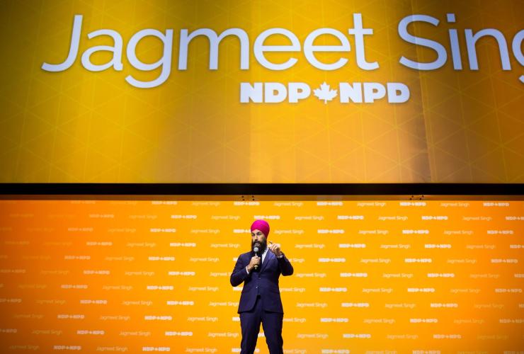 Jagmeet Singh,