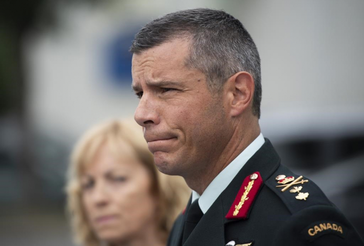 Judge rules against Maj.-Gen. Fortin's request for reinstatement to vaccine campaign