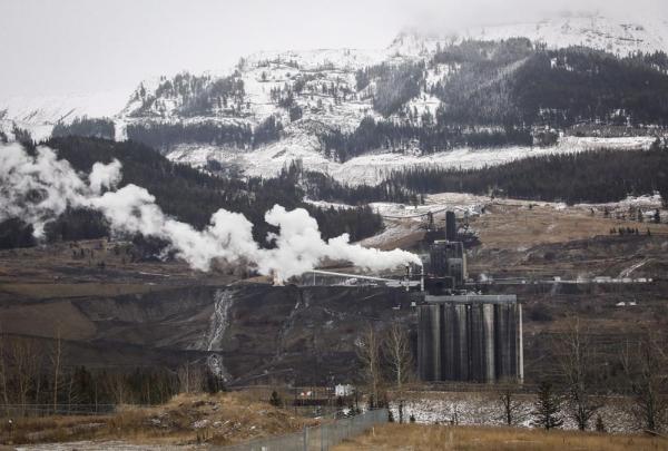 coal mining, Sparwood,