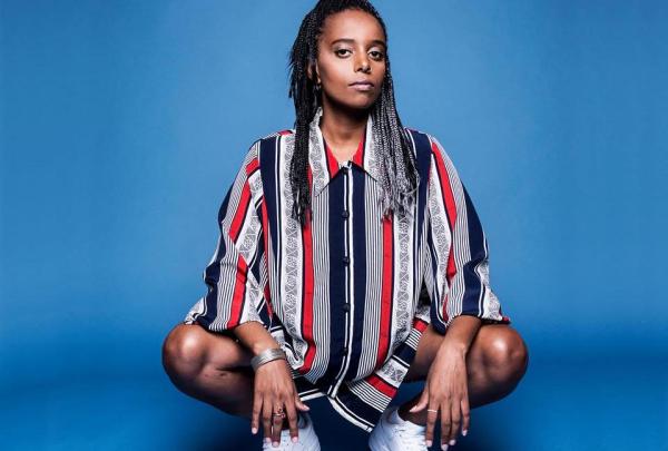 Aveva Dese singer-songwriter appearing at Chutzpah! Festival 2019.