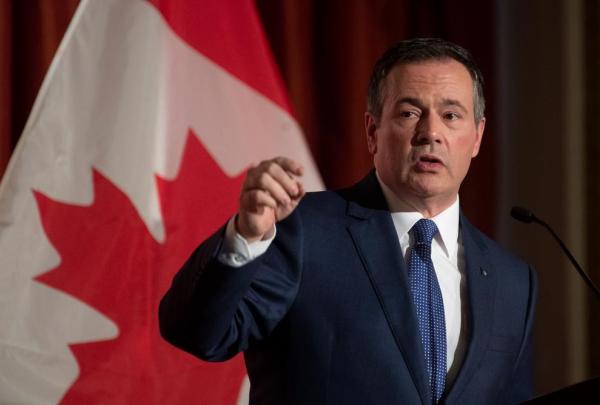 Alberta Premier Jason Kenney, Canadian Club of Ottawa,